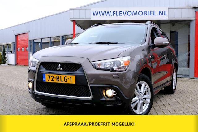 Mitsubishi ASX occasion - FLEVO Mobiel