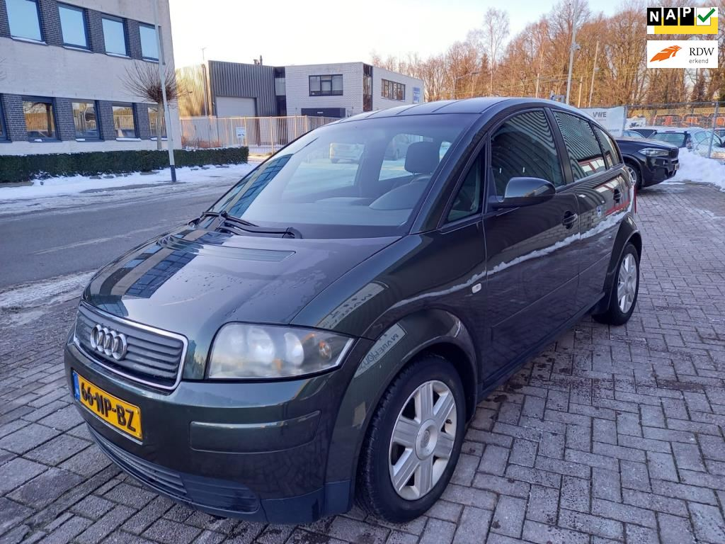Audi A2 occasion - Van Wanrooy Auto's