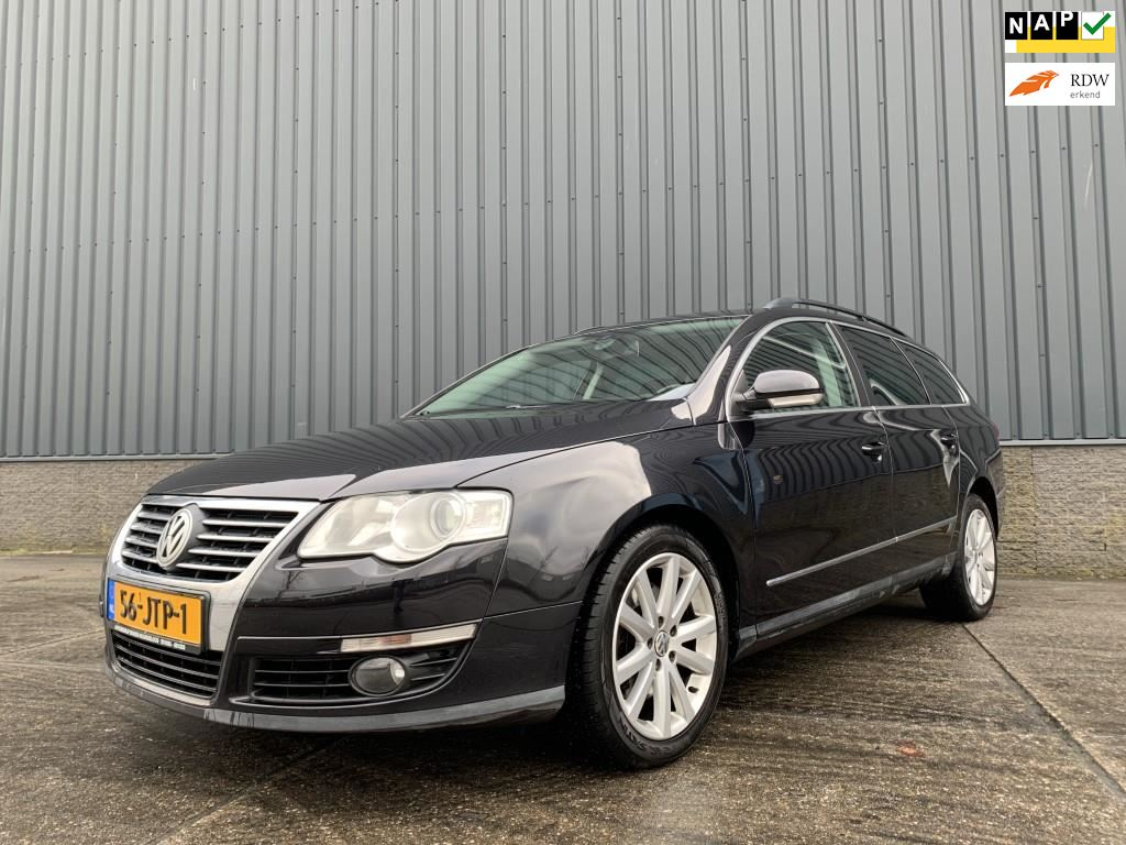 Volkswagen Passat Variant occasion - Autobedrijf Neervoort