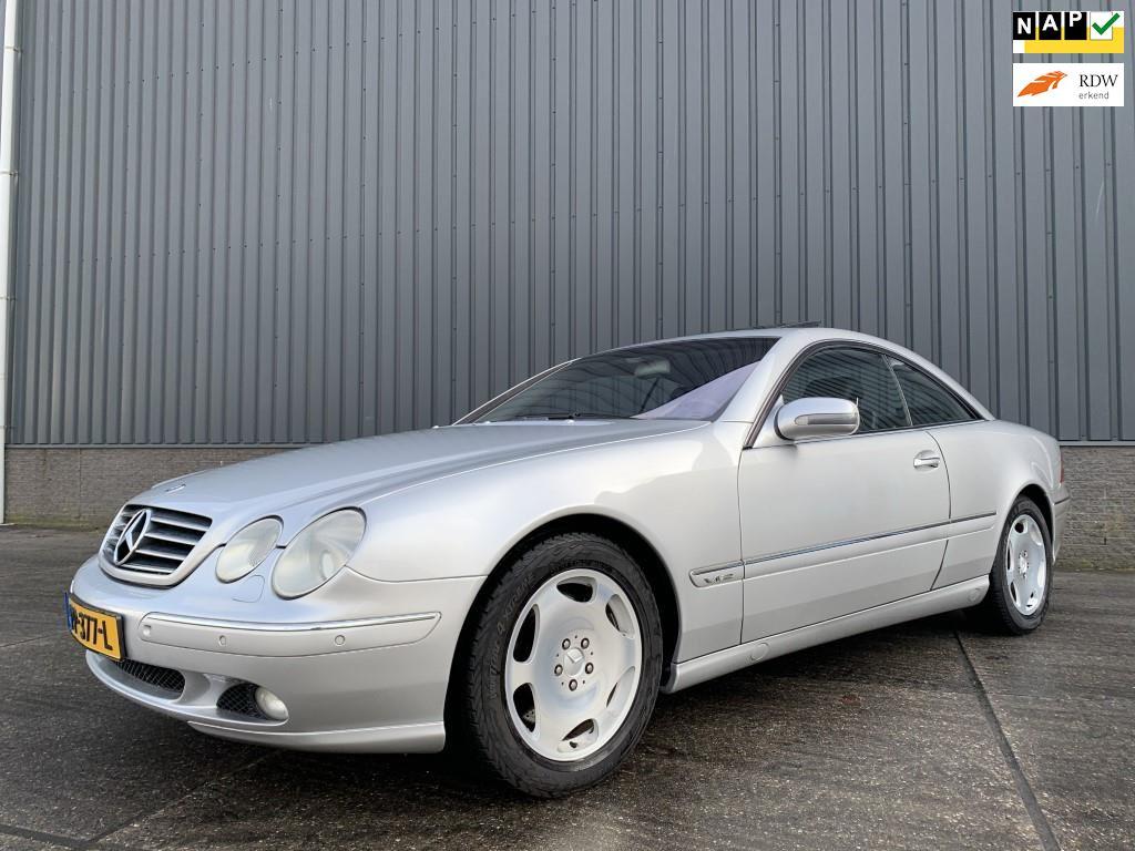 Mercedes-Benz CL-klasse occasion - Autobedrijf Neervoort