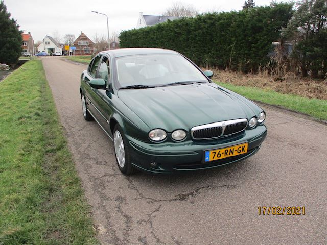 Jaguar X-type 2.0 V6 Business Edition Plus Automaat