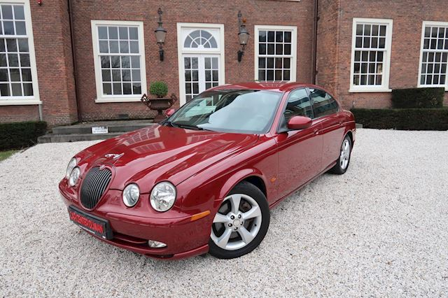 Jaguar S-type 2.5 V6 Sport Youngtimer Leer Navi Clima PDC