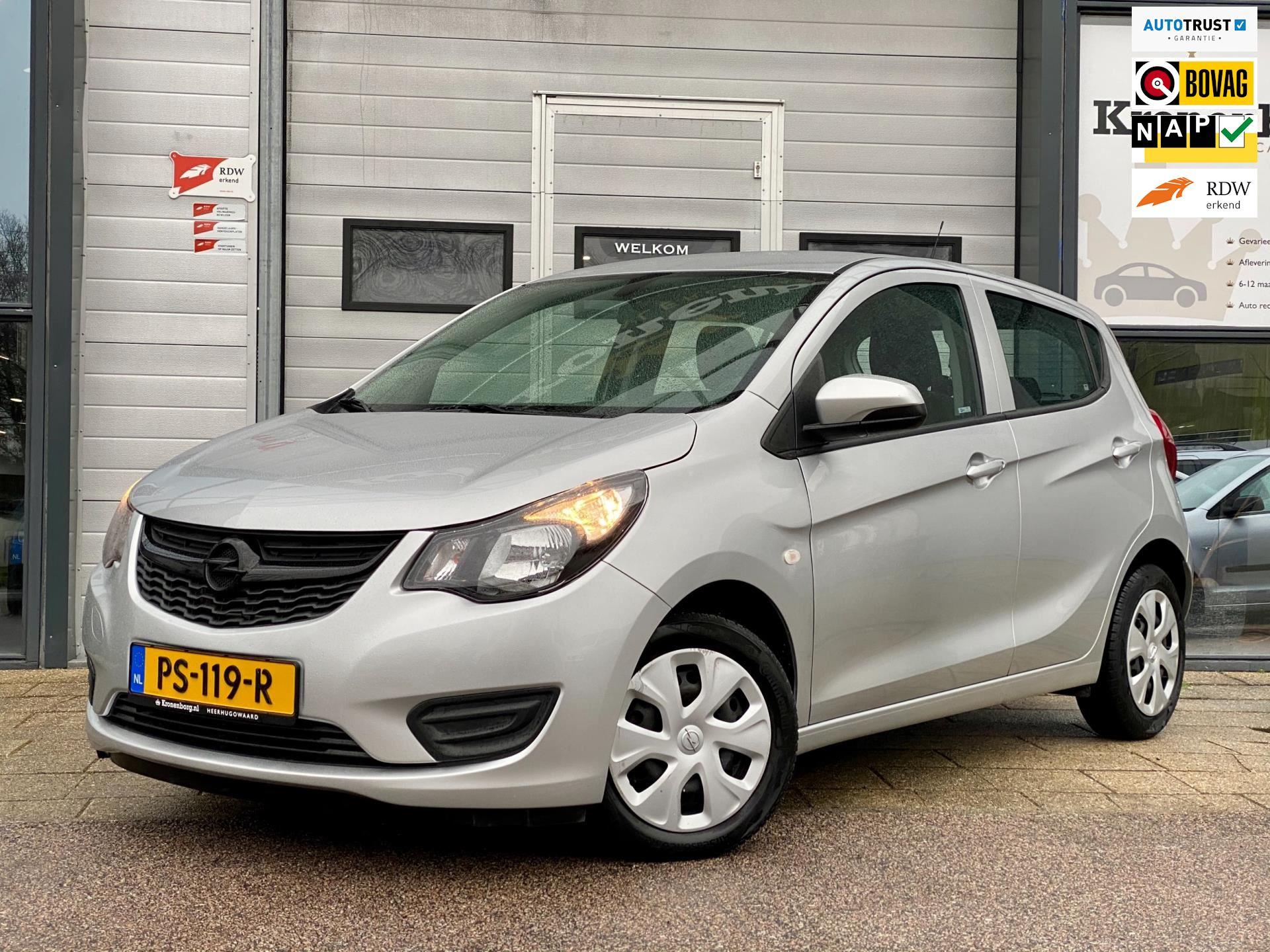 Opel KARL occasion - Kronenborg