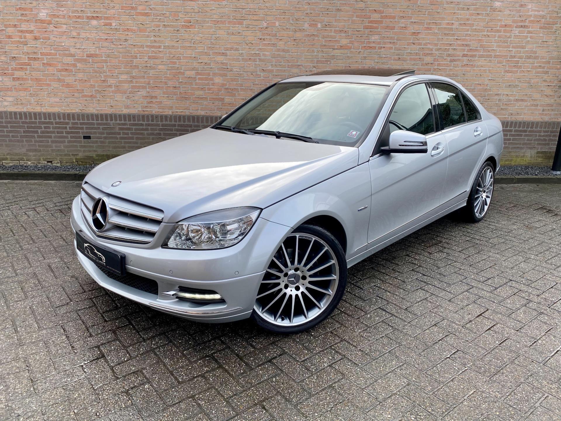 Mercedes-Benz C-klasse occasion - Kelvin Duin Auto's