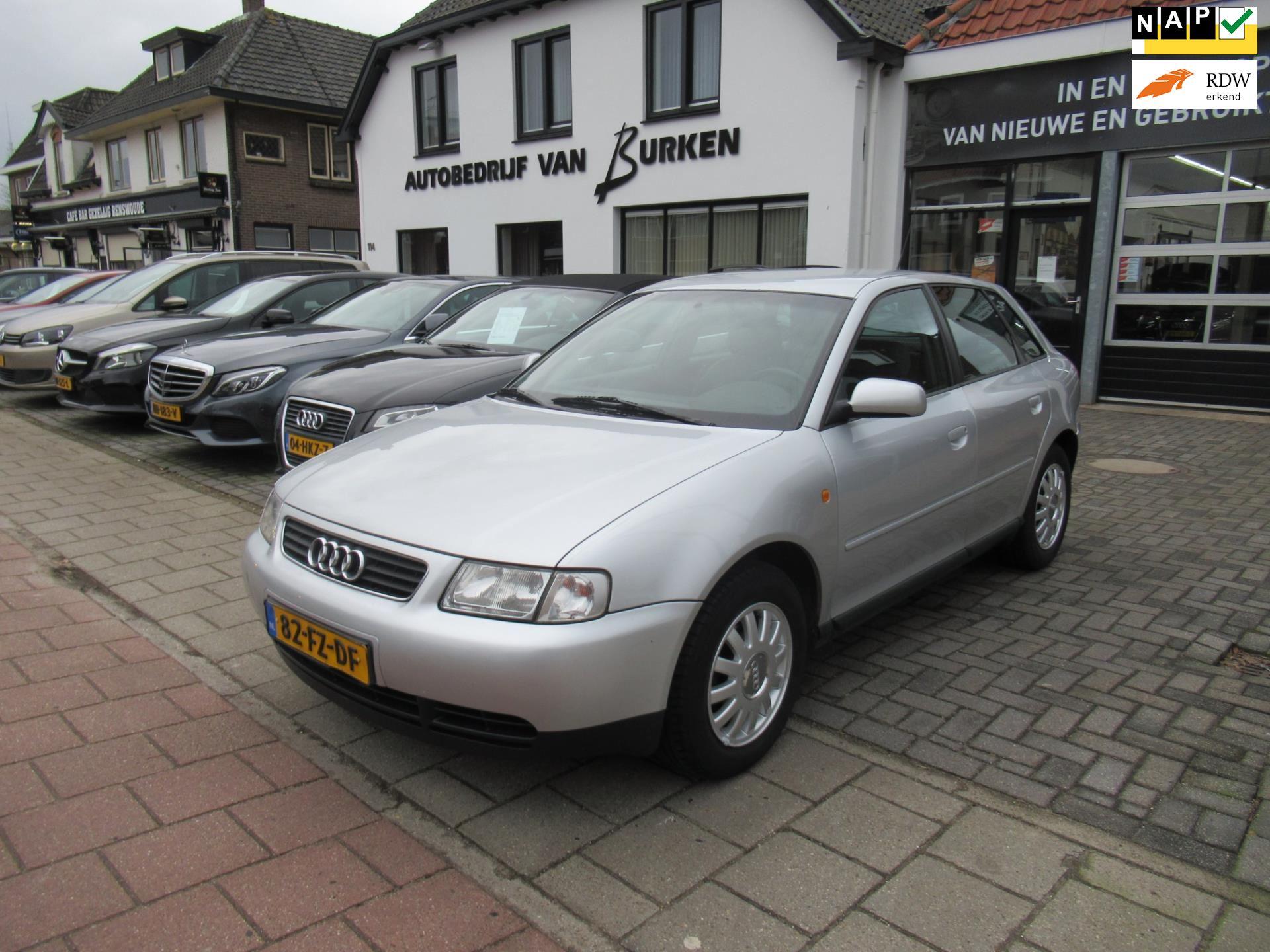 Audi A3 occasion - Autobedrijf van Burken