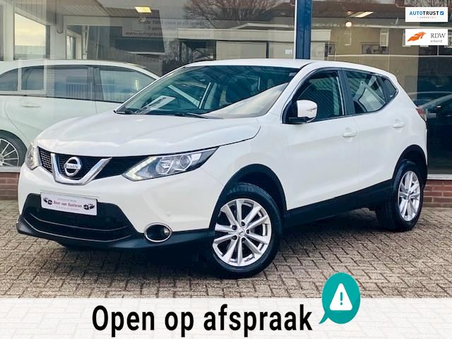 Nissan Qashqai 1.2 Connect Edition 116PK! Navi/Camera/Cruise/LED/PDC/Lane assist/Afneembaar trekhaak! 1e eigenaar/Dealer OH/Top!