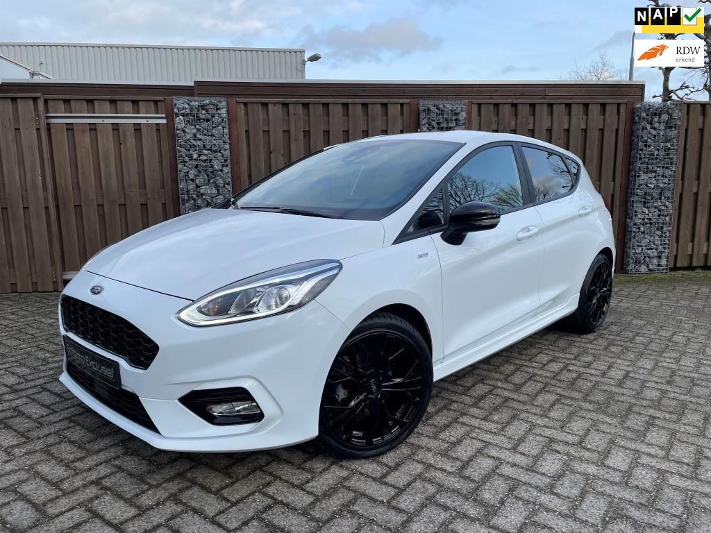 Ford Fiesta occasion - Schamp Exclusief