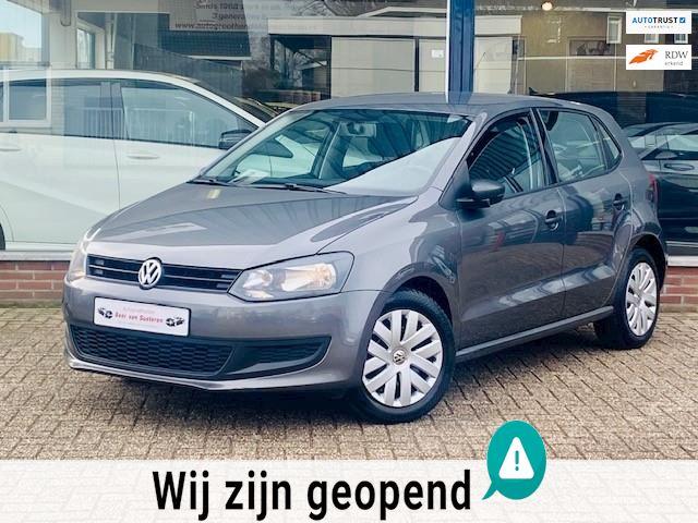 Volkswagen Polo 1.2 Easyline 5 deurs! Airco/Elek pakket/Trekhaak! 1e eigenaar/Dealer Oh/Topstaat!