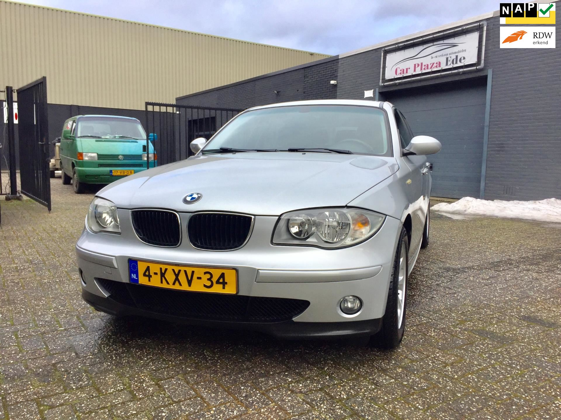 BMW 1-serie occasion - Carplaza Ede