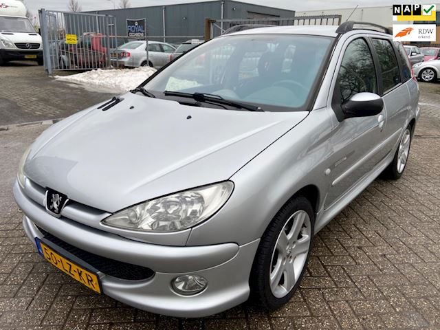 Peugeot 206 SW occasion - Makcars