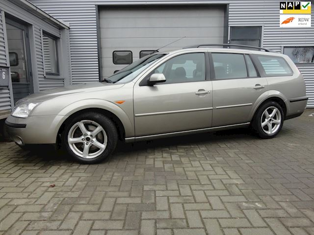 Ford Mondeo Wagon 2.0-16V Collection  CLIMA  VERKOCHT