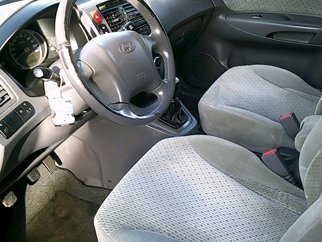 Hyundai Tucson 2.0i Dynamic