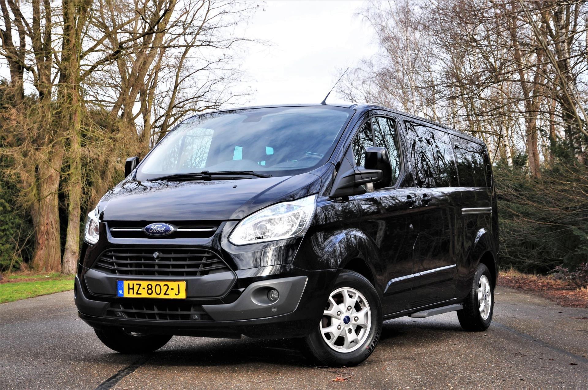 Ford Transit Custom Tourneo occasion - Autobedrijf Thomas Rutten