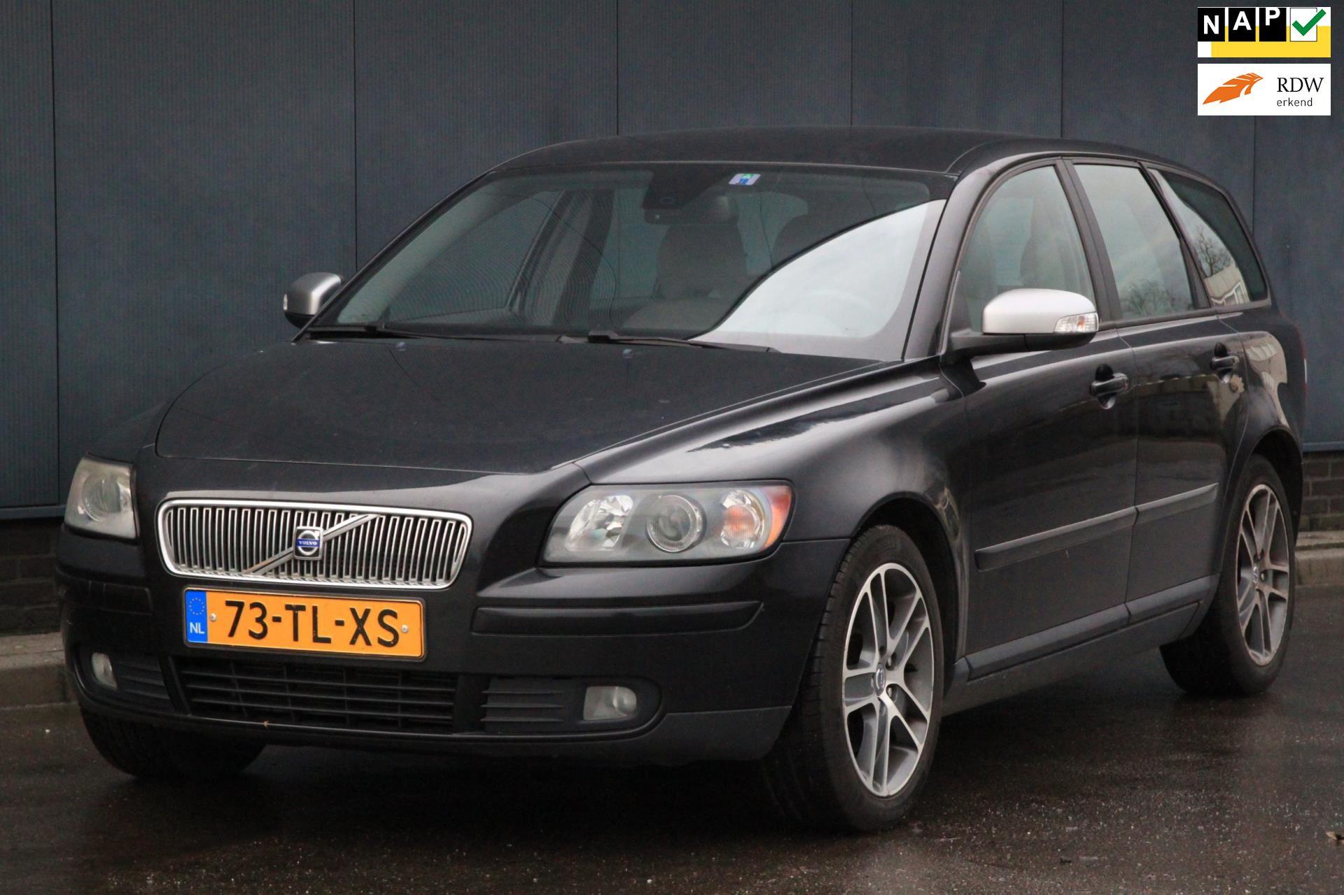 Volvo V50 occasion - Auto Hoeve B.V.