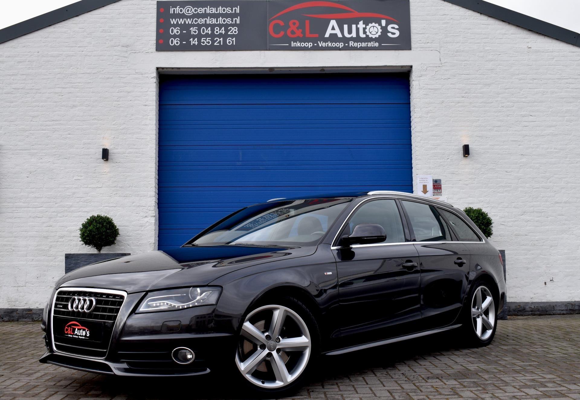 Audi A4 Avant occasion - C&L Auto's