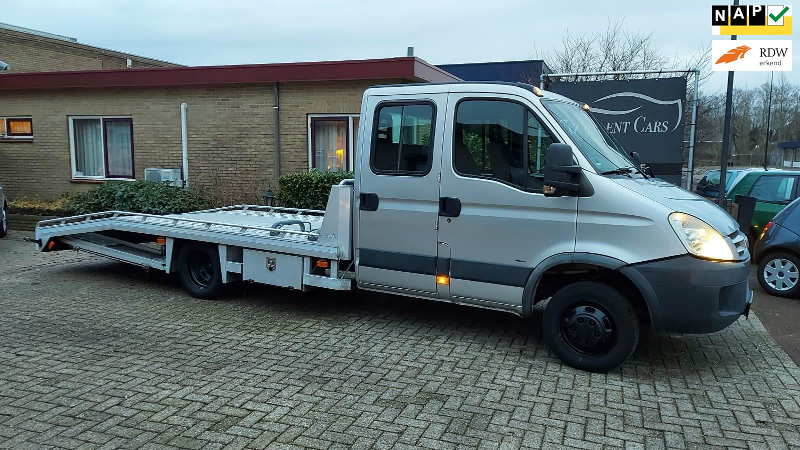 Iveco Daily occasion - Excellent Cars