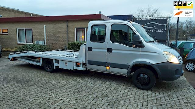 Iveco Daily 35 C 18 410 Oprijwagen DC Automaat/Airco/Navi/Cruise