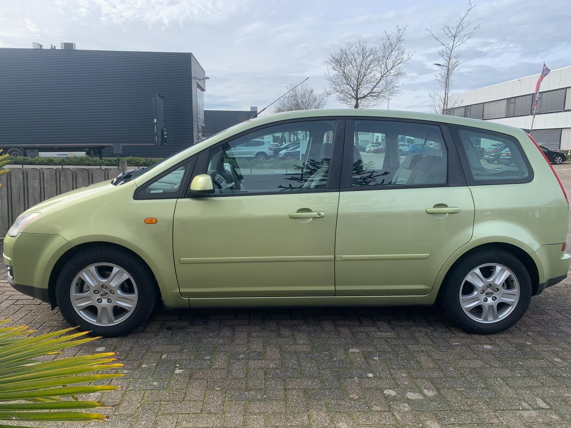 Ford Focus C-Max occasion - Brabant Auto's