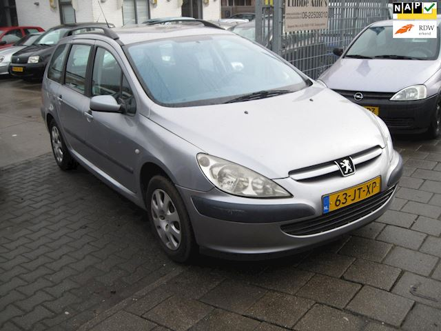 Peugeot 307 Break 1.6-16V XS airco elek pak nap nw apk