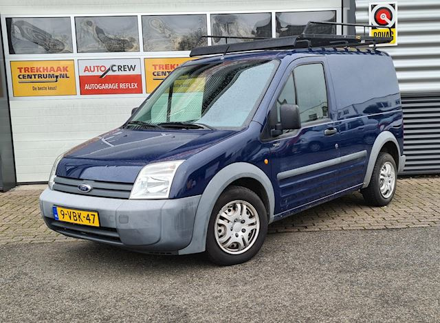 Ford Transit Connect T200S 1.8 TDCi Business Edition STUURBEKR./WEINIG KM!