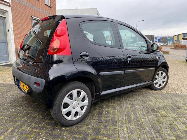 Peugeot 107 1.0-12V Sublime, airco, elek pak, nap, 5-drs nette auto
