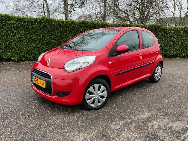 Citroen C1 occasion - R. Oldenburg Auto's