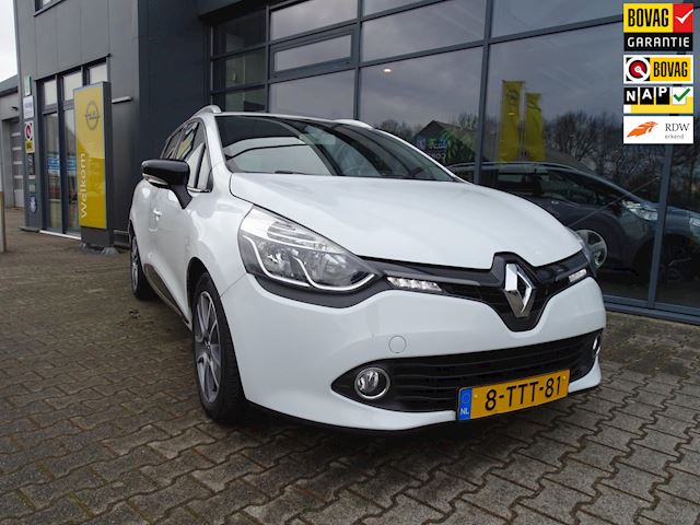 Renault Clio Estate 0.9 TCe NightDay R-link
