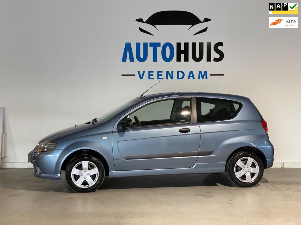 Chevrolet Kalos occasion - Autohuis Veendam