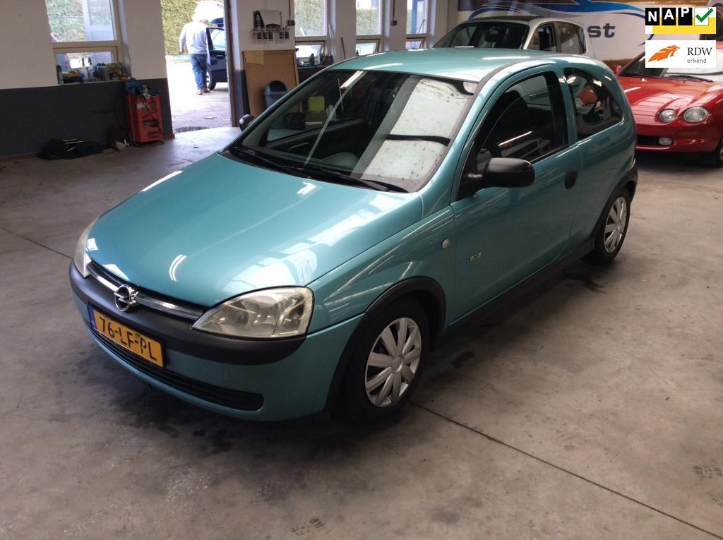 Opel Corsa occasion - Harskamp Auto's