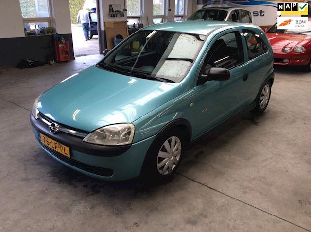 Opel Corsa 1.0-12V Eco Easytronic