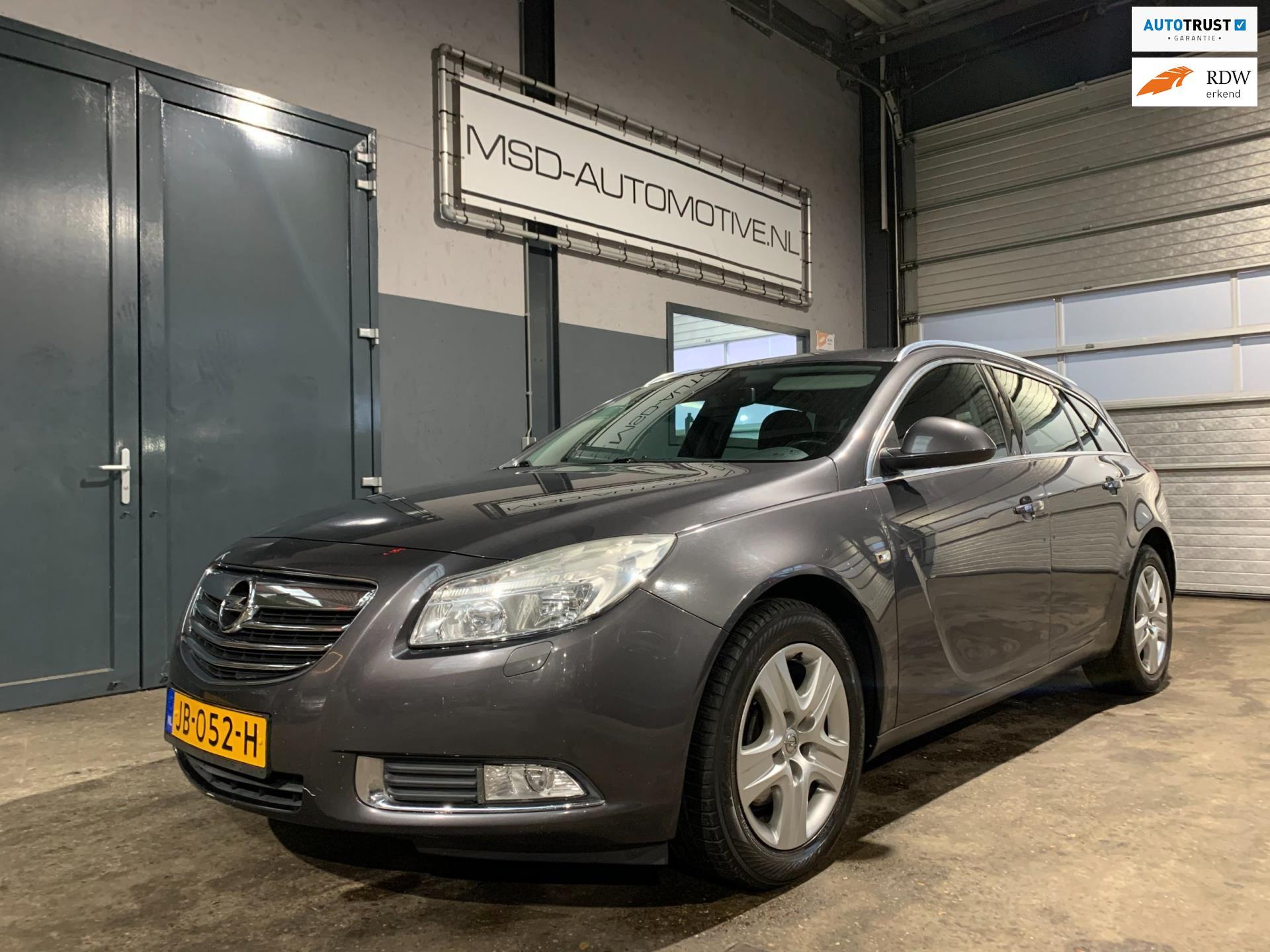 Opel Insignia Sports Tourer occasion - MSD Automotive
