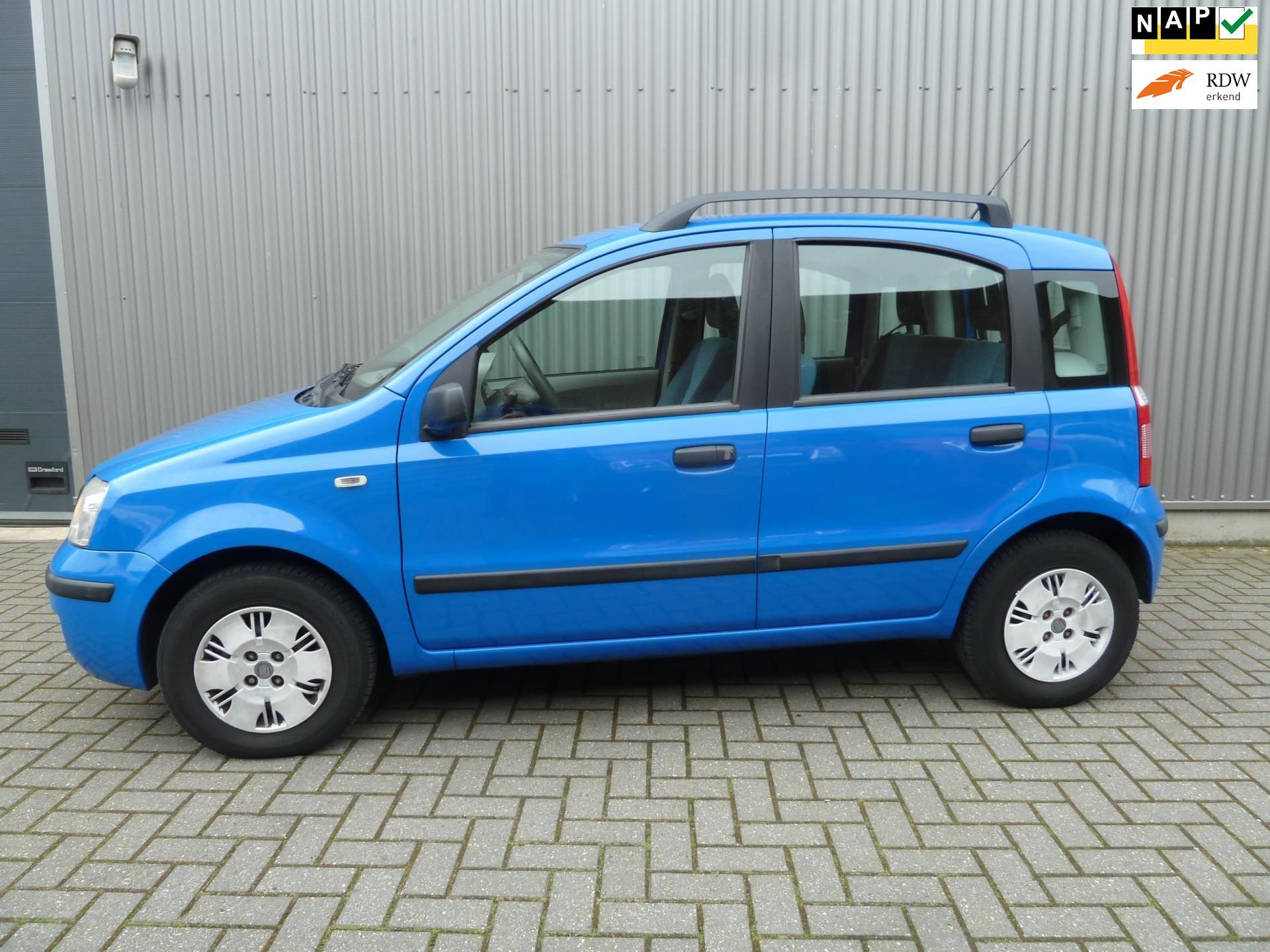 Fiat Panda occasion - Auto040