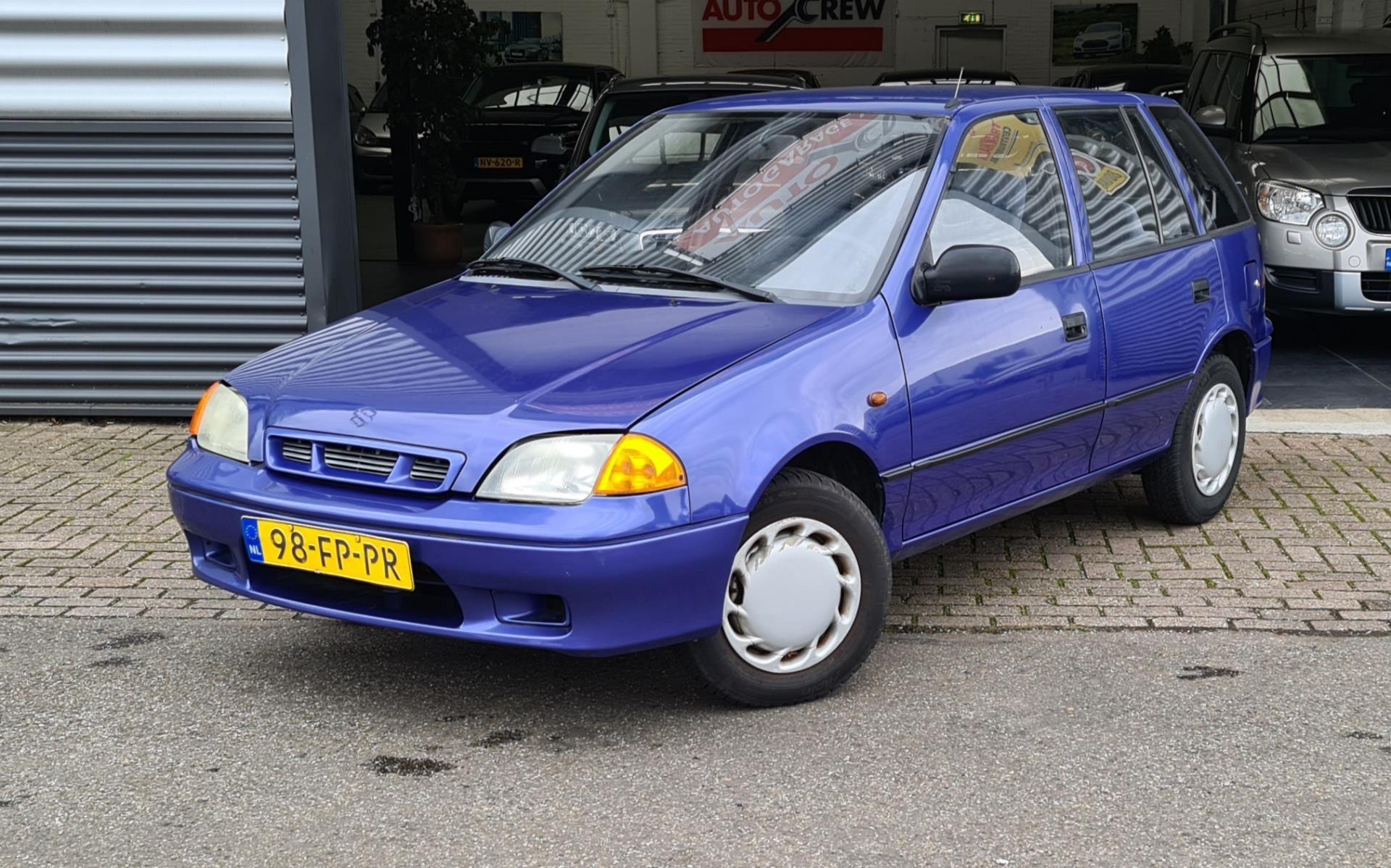 Suzuki Swift occasion - Garage REFLEX