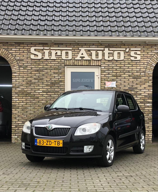 Skoda Fabia occasion - Siro Auto's