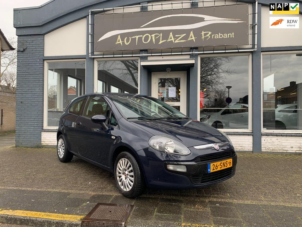 Fiat Punto Evo occasion - Autoplaza Brabant