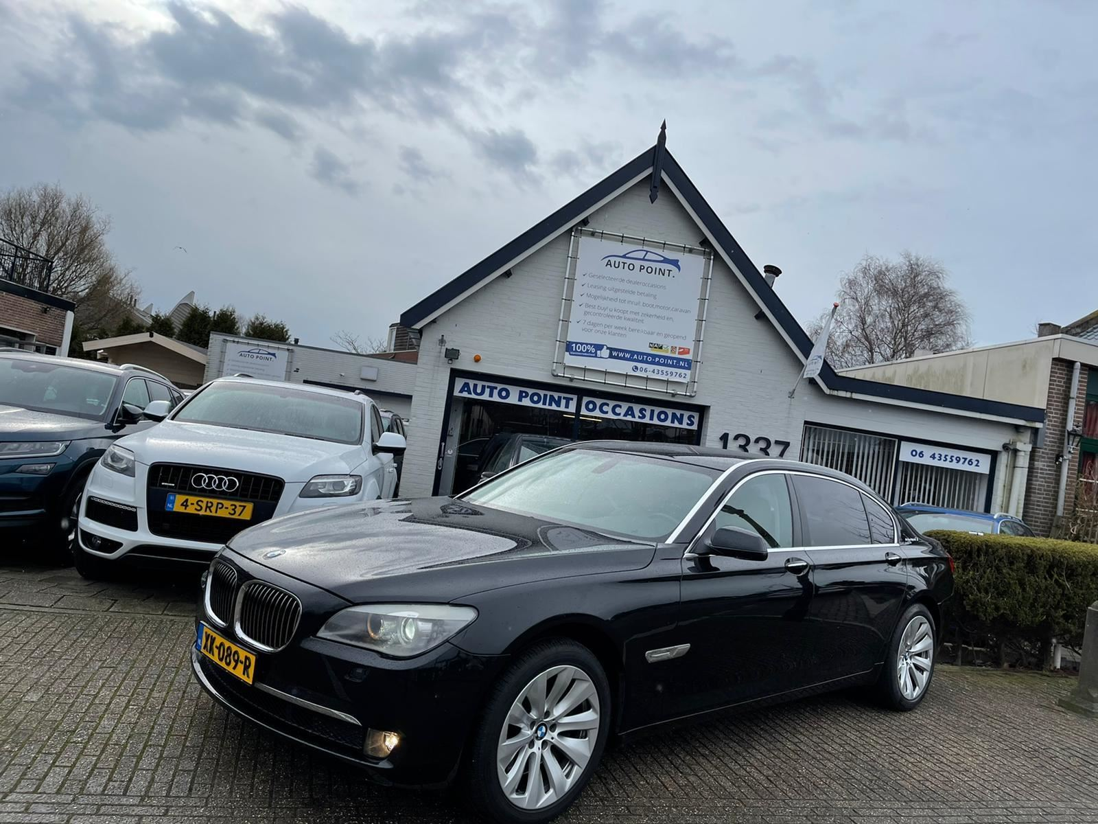 BMW 7-serie occasion - Auto Point