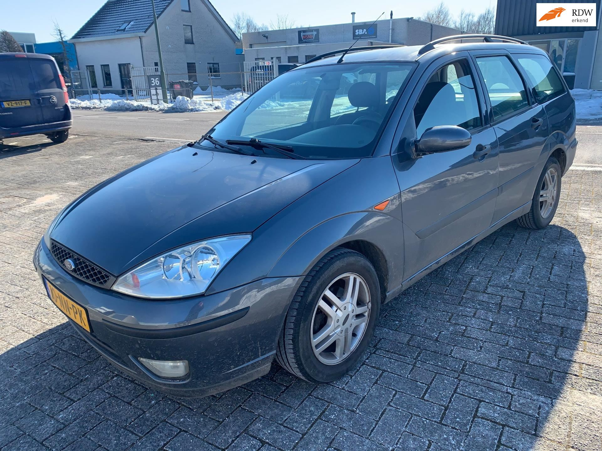 Ford Focus Wagon occasion - LuCars