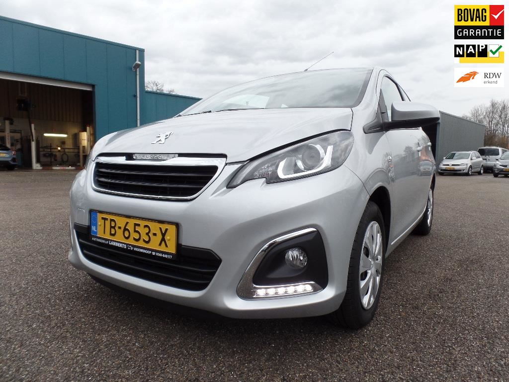 Peugeot 108 occasion - Autobedrijf Lamberts