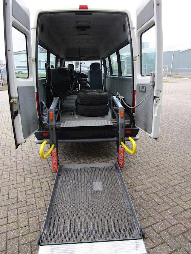 Volkswagen LT 35 2.5 TDI Maxi !! JAAR APK + ROLSTOELLIFT !!