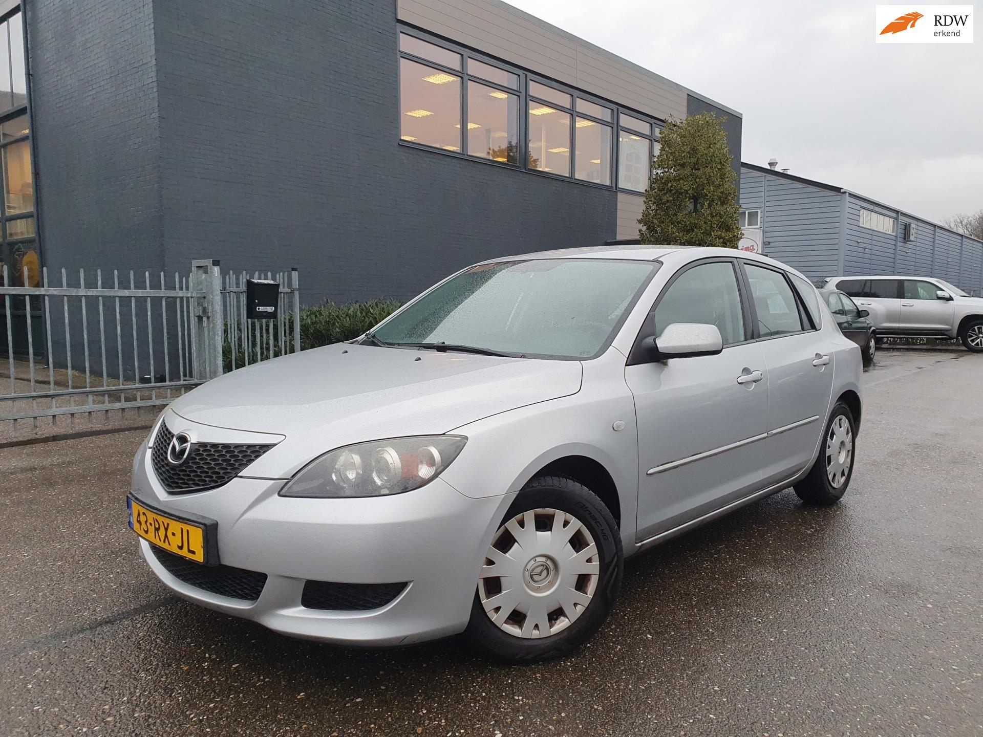 Mazda 3 Sport occasion - Autohandel Direct