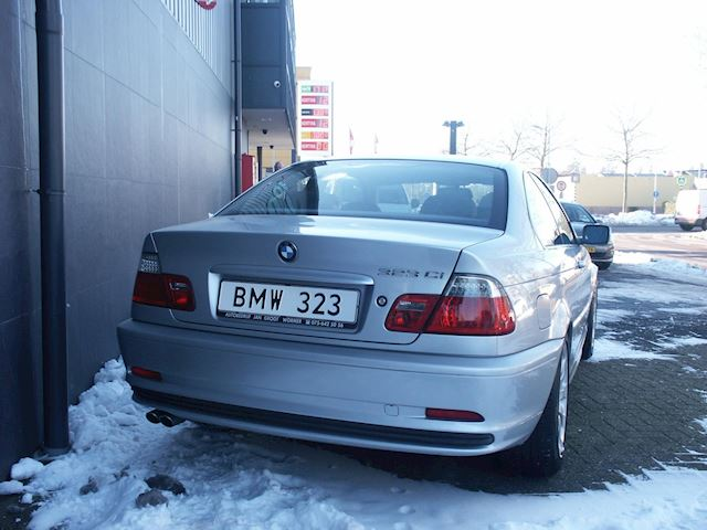 BMW 3-serie Coupé 323Ci E46 Executive