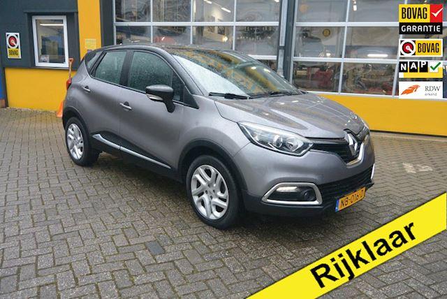 Renault Captur zonder afl.kosten + BOVAG garantie