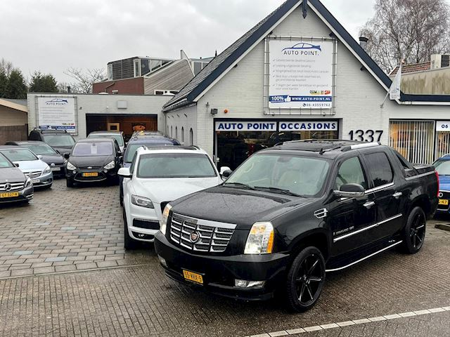 Cadillac Escalade EXT 6.2 V8 AWD FULL-OPTION/1EIGENAAR/MARGE/TOPSTAAT