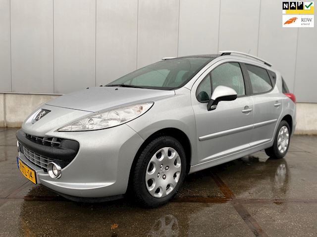 Peugeot 207 SW 1.6 VTi XS, pano, trekhaak, nwe koppeling, airco