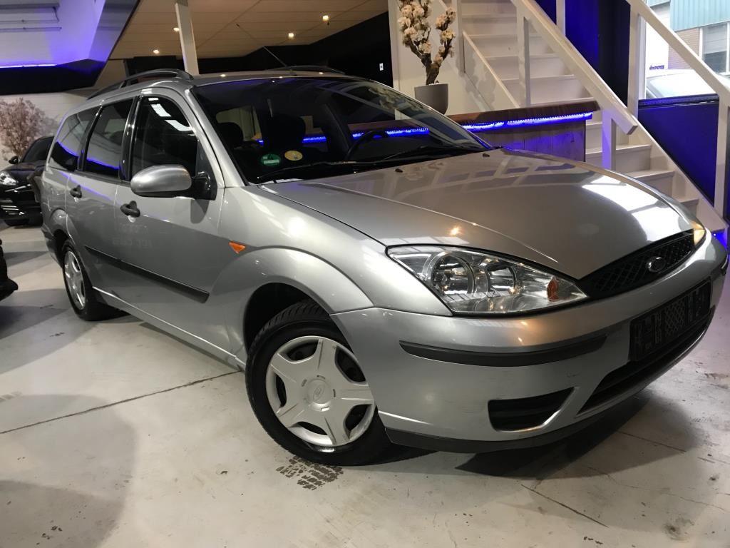 Ford Focus Wagon occasion - Iwan Car Company