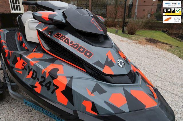 Seadoo 215 GTX Nardo gray jetski waterscooter ( No Yamaha, Kawasaki )