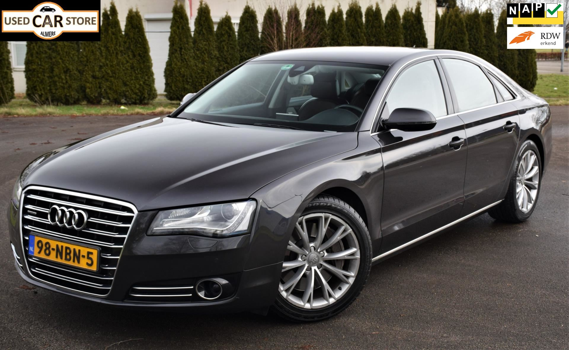 Audi A8 occasion - Used Car Store Almere