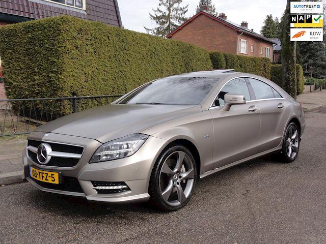 Mercedes-Benz CLS-klasse occasion - Autobedrijf H. Reinders