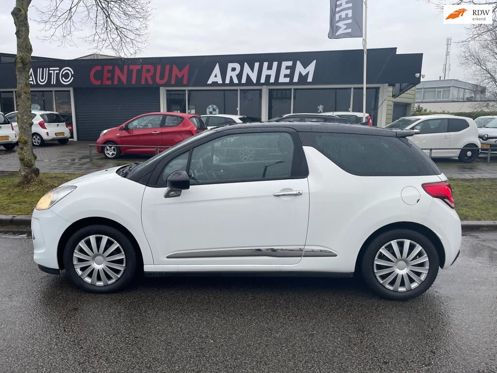 Citroen DS3 occasion - Auto Centrum Arnhem