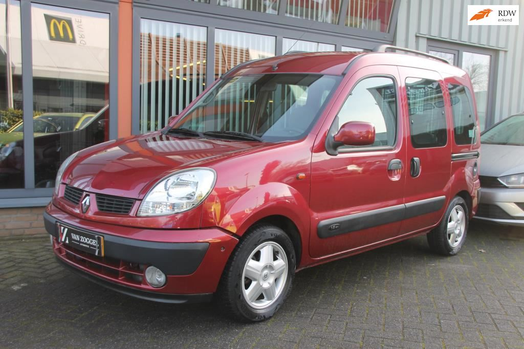 Renault Kangoo occasion - Van Zoggel Automotive
